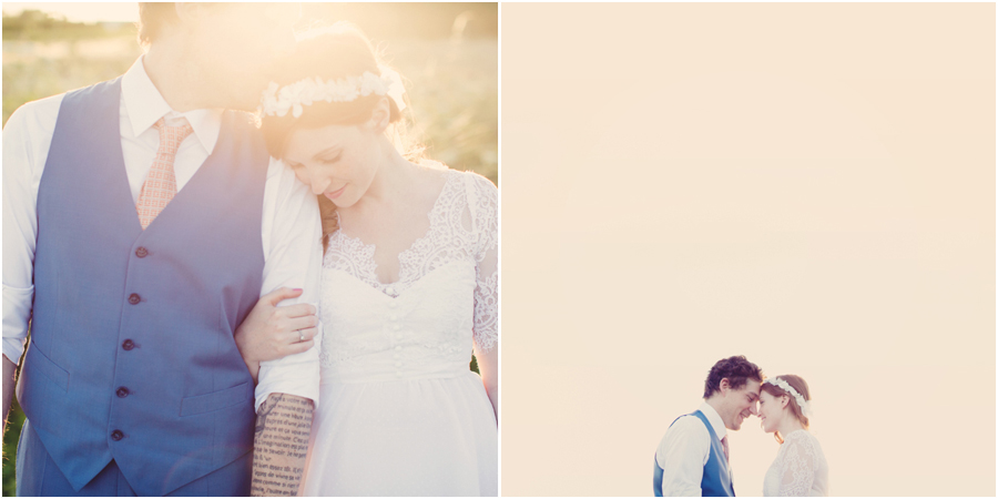 Amélie + Christophe - Wedding in the french countryside