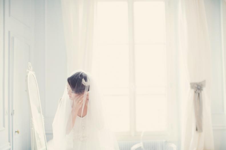 Anne-Claire Brun Destination Wedding Paris