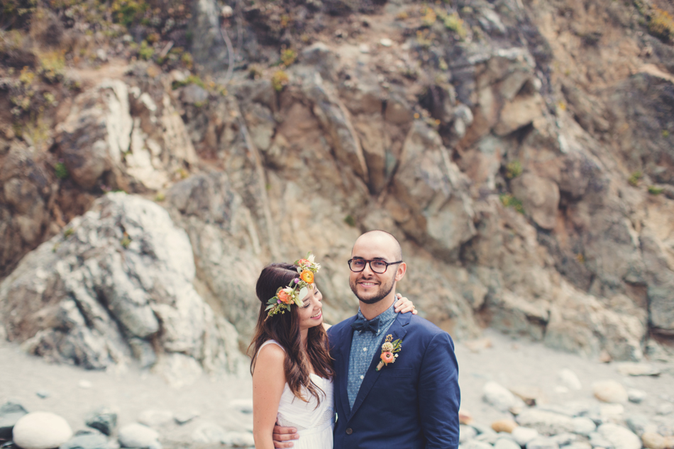 023©Anne-Claire Brun Big Sur Limekiln Wedding Photographer