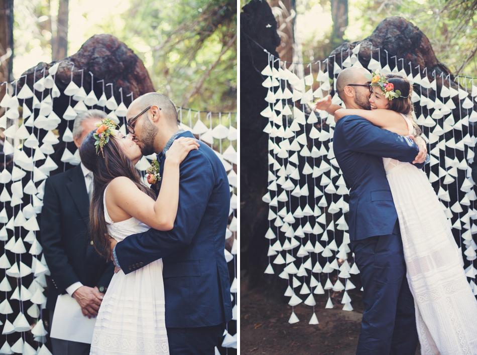 043©Anne-Claire Brun Big Sur Limekiln Wedding Photographer
