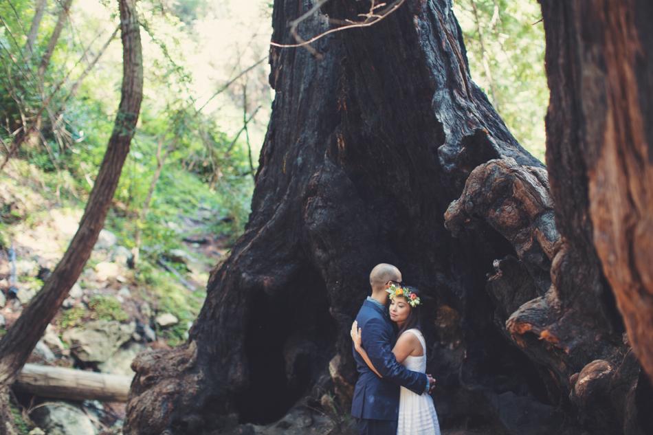 053©Anne-Claire Brun Big Sur Limekiln Wedding Photographer