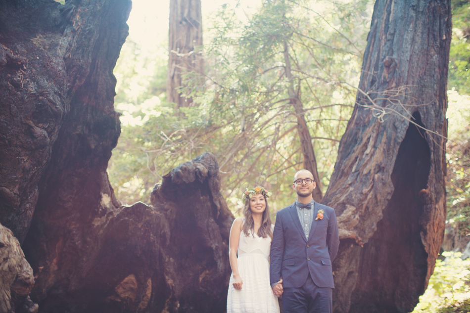054©Anne-Claire Brun Big Sur Limekiln Wedding Photographer