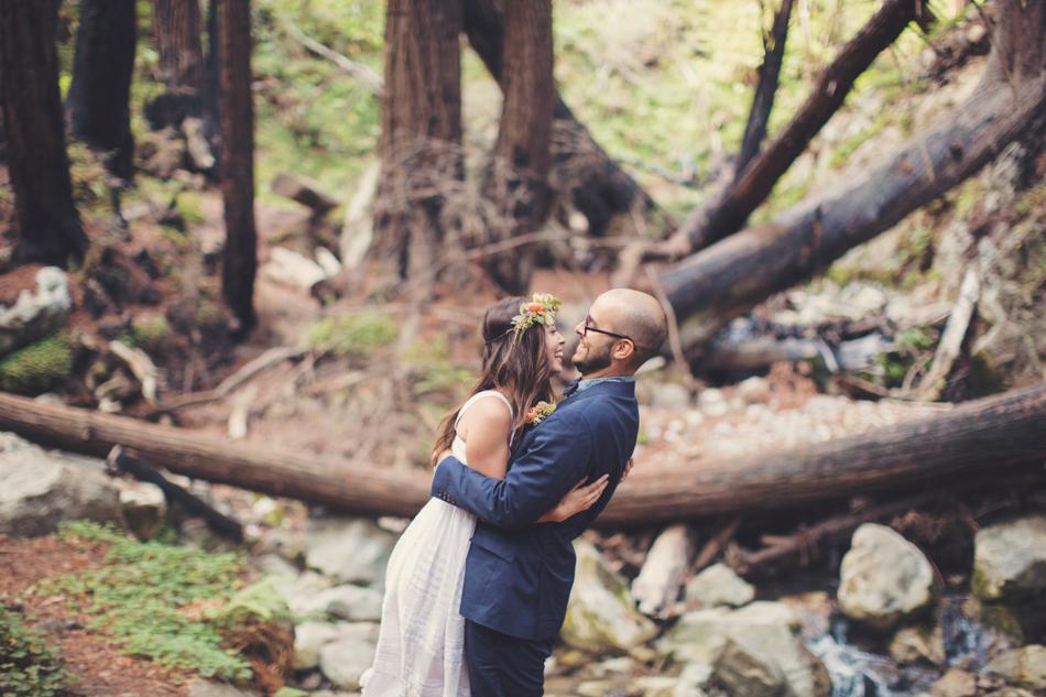 069©Anne-Claire Brun Big Sur Limekiln Wedding Photographer
