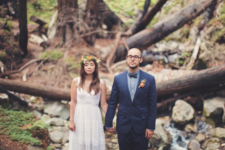 071©Anne-Claire Brun Big Sur Limekiln Wedding Photographer