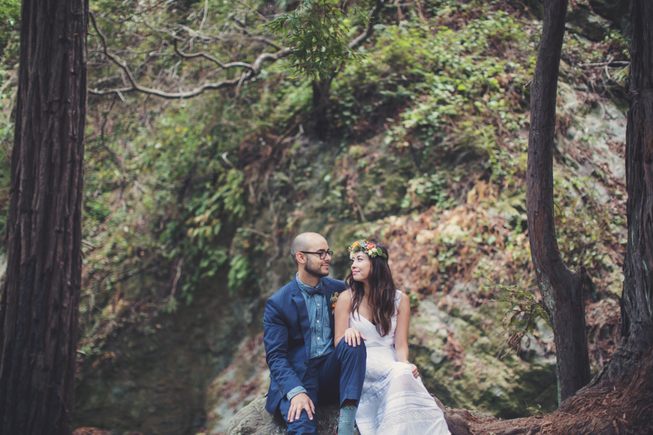 079©Anne-Claire Brun Big Sur Limekiln Wedding Photographer