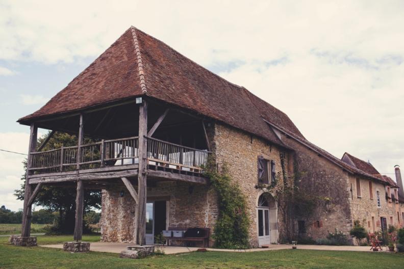 ©Anne-Claire Brun - Mariage Domaine de Tilh - France - Destination Wedding037