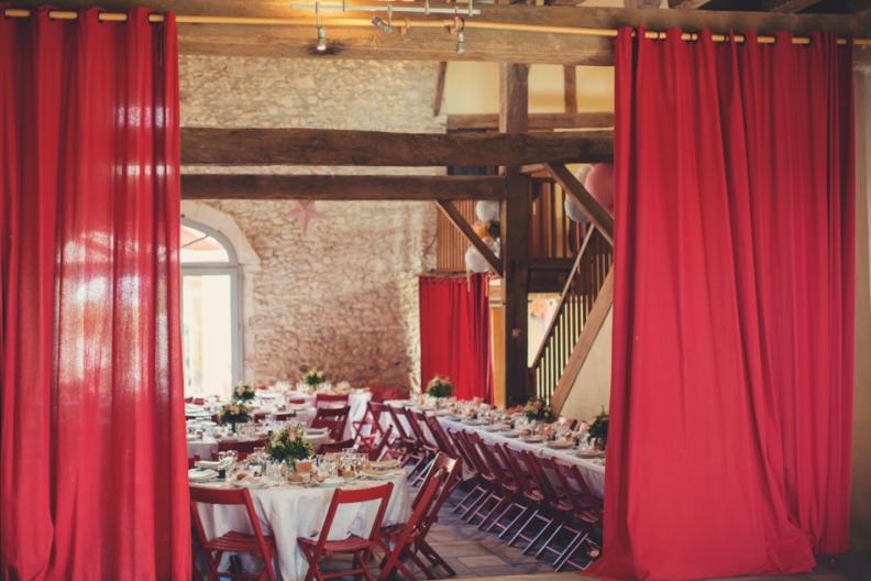 ©Anne-Claire Brun - Mariage Domaine de Tilh - France - Destination Wedding048