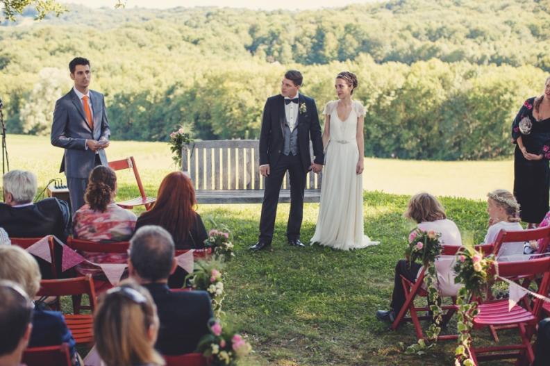 ©Anne-Claire Brun - Mariage Domaine de Tilh - France - Destination Wedding060
