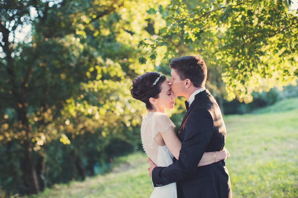 Mariage au domaine de Tilh, France by Anne-Claire Brun