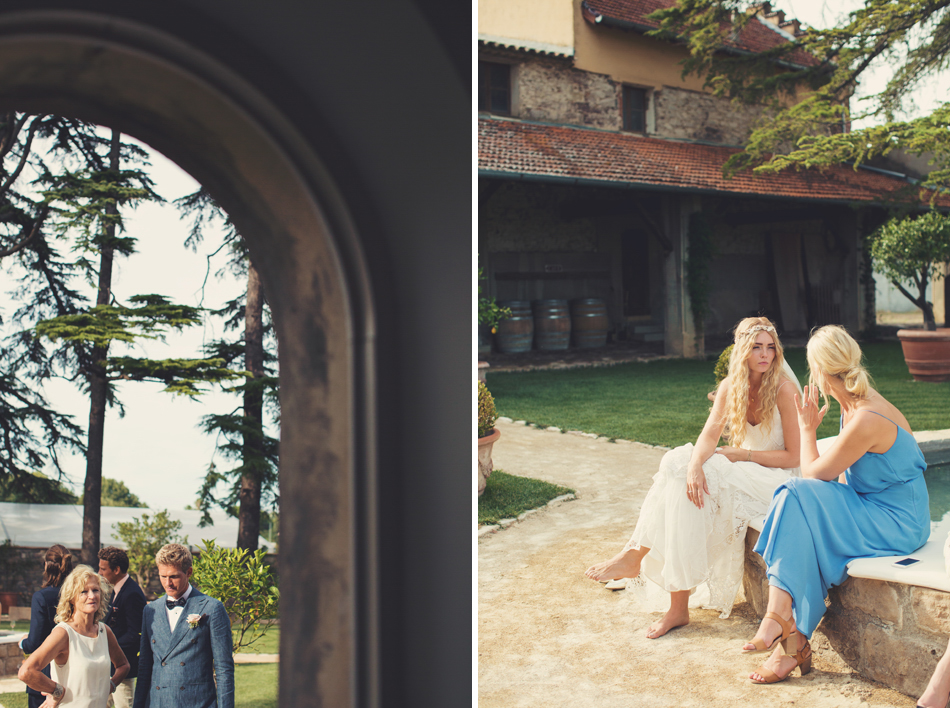 Norway Denmark Wedding South France Castle ©Anne-Claire Brun 090