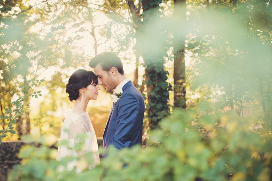 Wedding France Anne-Claire Brun