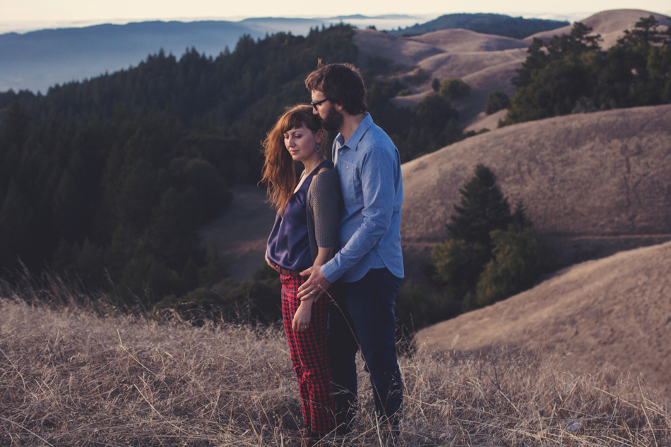 Mount Tamalpais Couple photos by Anne-Claire Brun0007