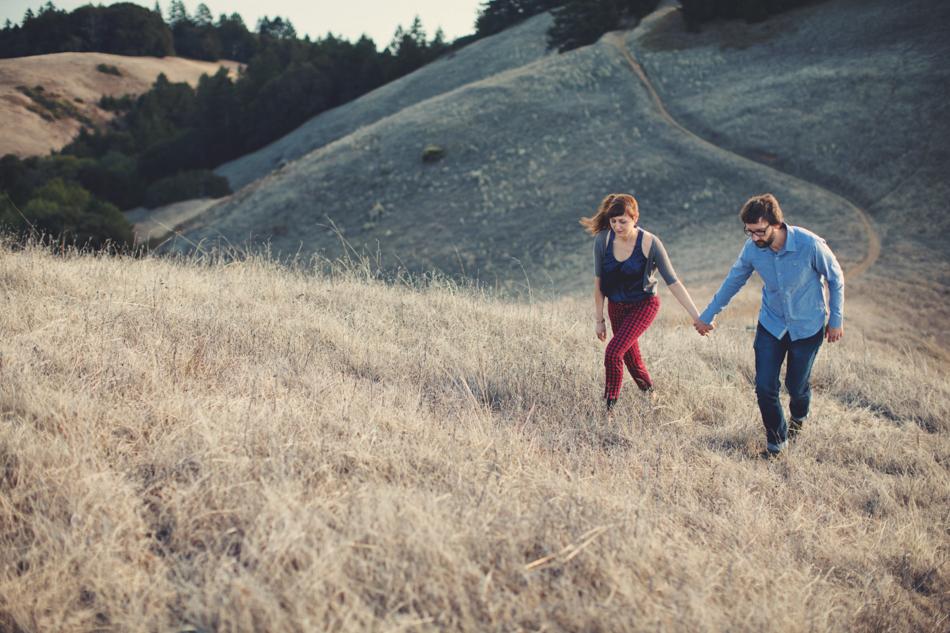 Mount Tamalpais Couple photos by Anne-Claire Brun0008