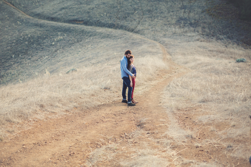 Mount Tamalpais Couple photos by Anne-Claire Brun0011