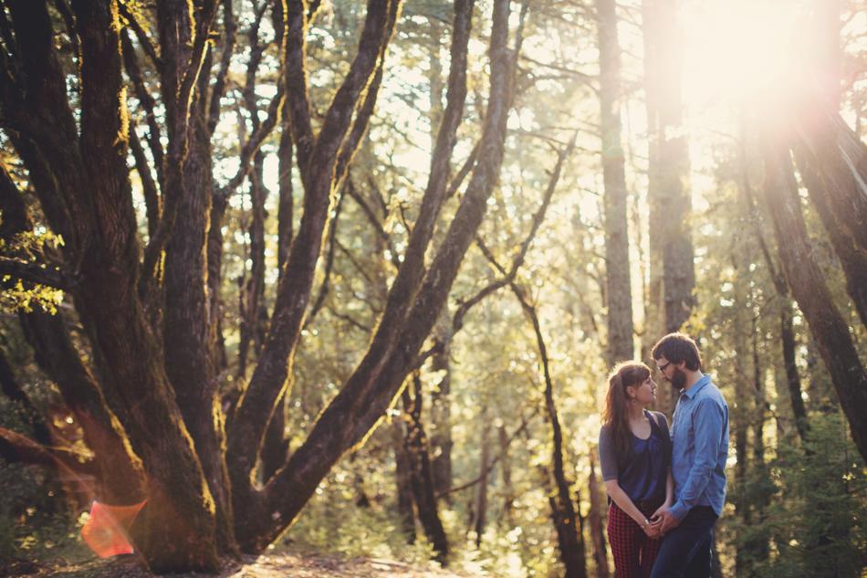 Mount Tamalpais Couple photos by Anne-Claire Brun0022
