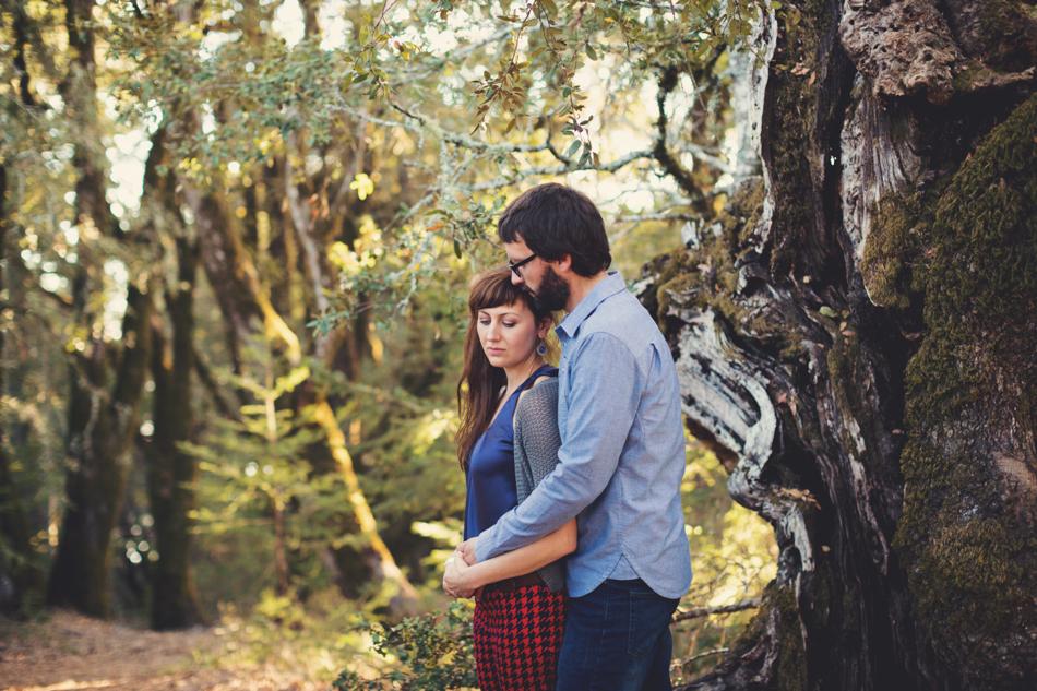 Mount Tamalpais Couple photos by Anne-Claire Brun0027