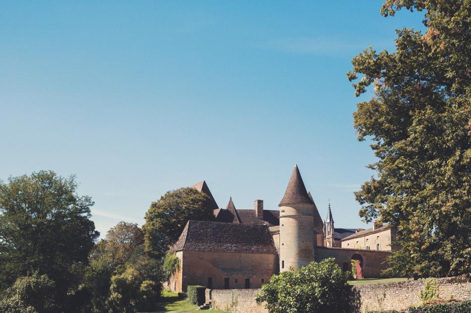 Mariage au chateau de la Bourlie Anne-Claire Brun 0001
