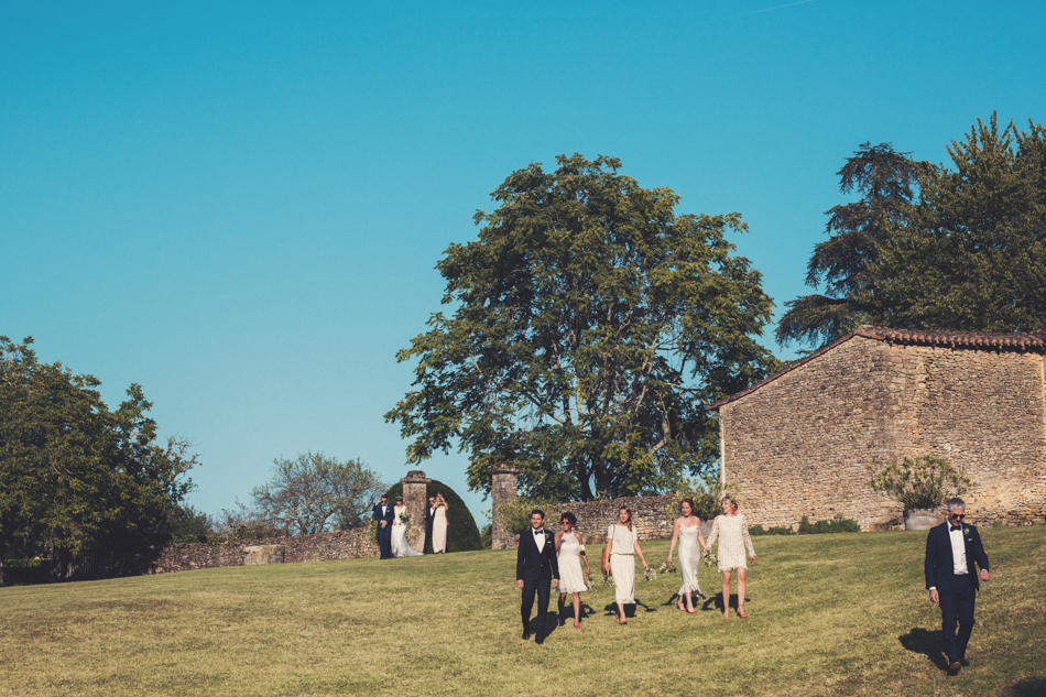 Mariage au chateau de la Bourlie Anne-Claire Brun 0104
