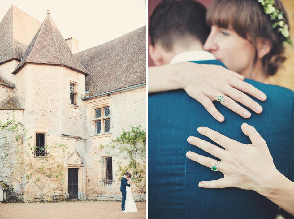 Mariage au chateau de la Bourlie Anne-Claire Brun 0148
