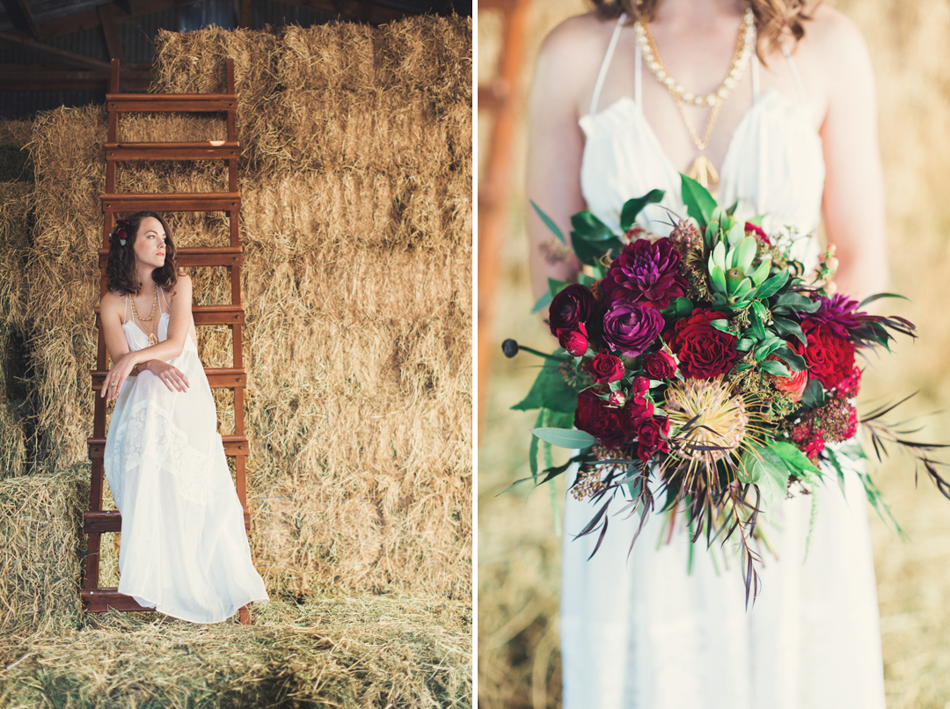 Cow Track Ranch Wedding Nicasio California by Anne-Claire Brun 013