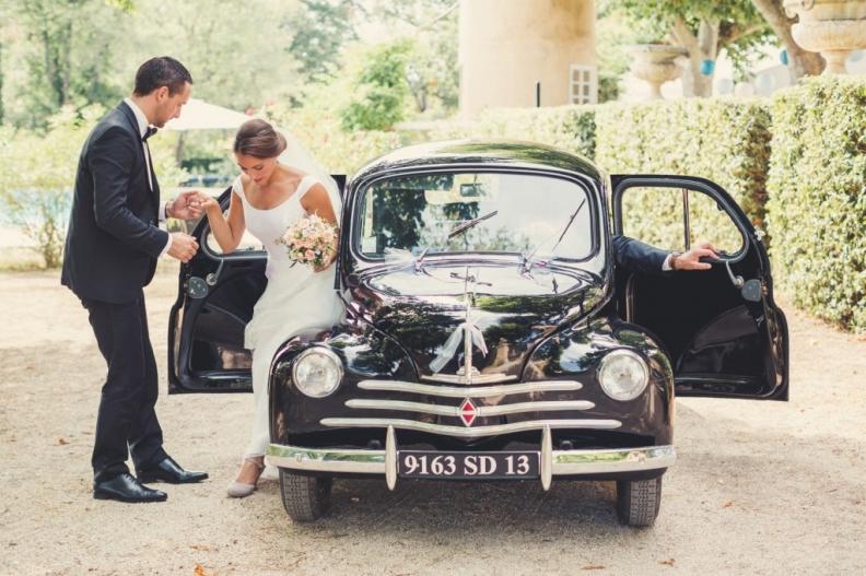 Mariage au Château d