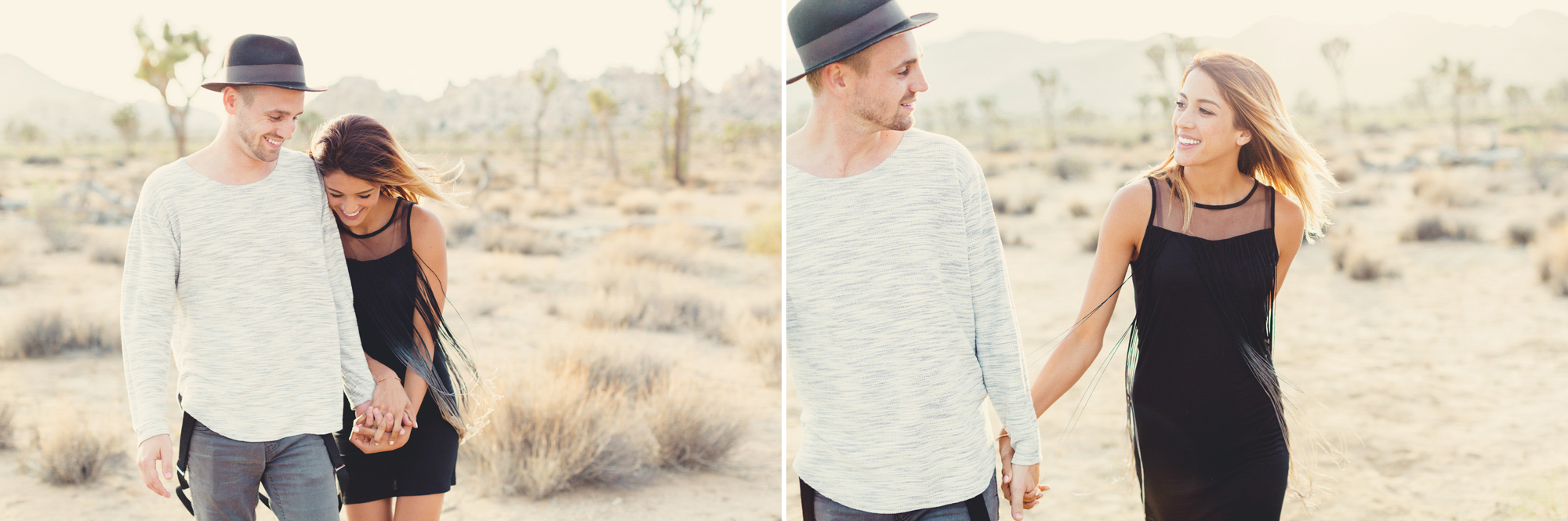Joshua Tree Engagement Session @Anne-Claire Brun -11