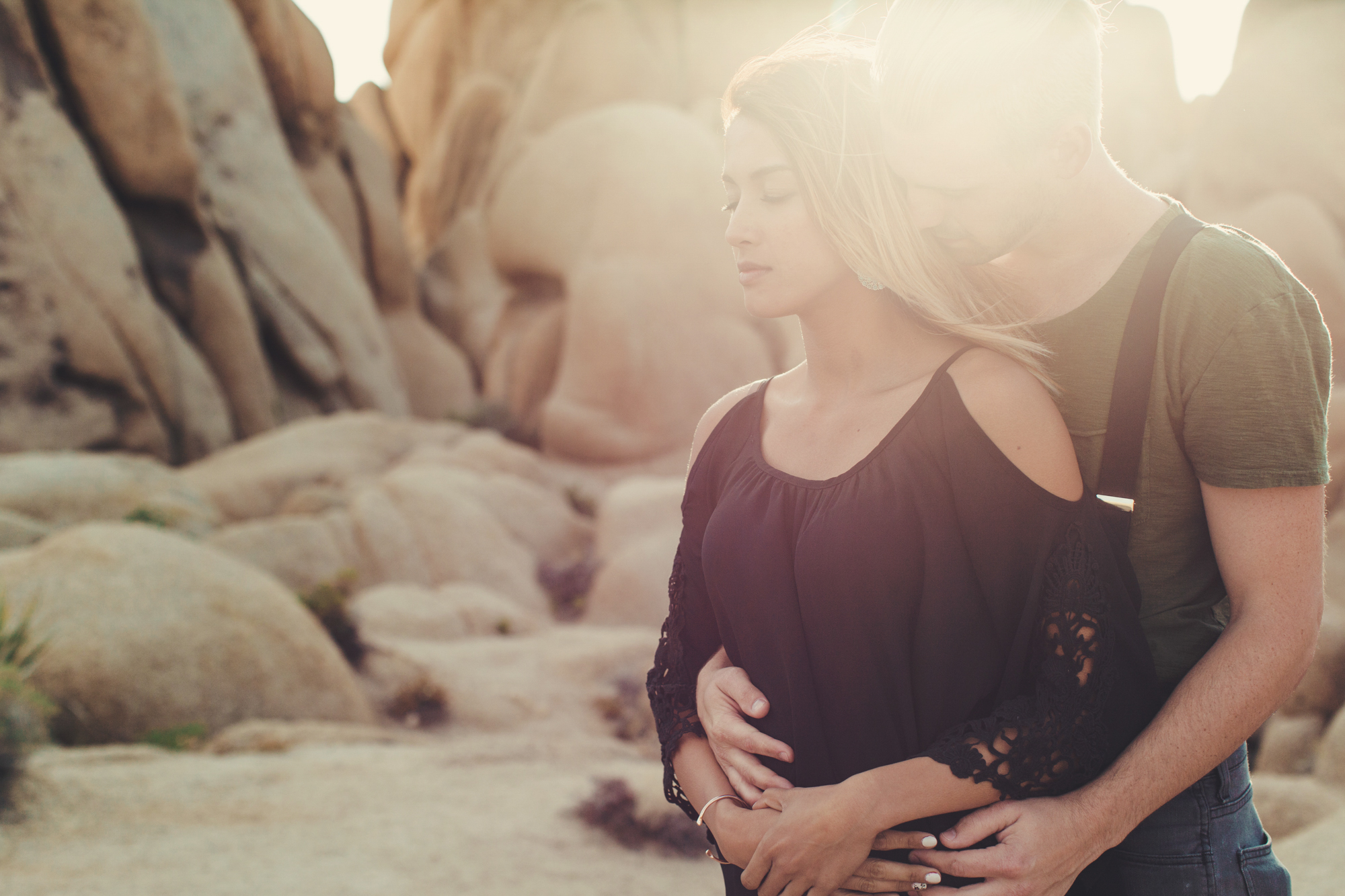 Joshua Tree Engagement Session @Anne-Claire Brun -21