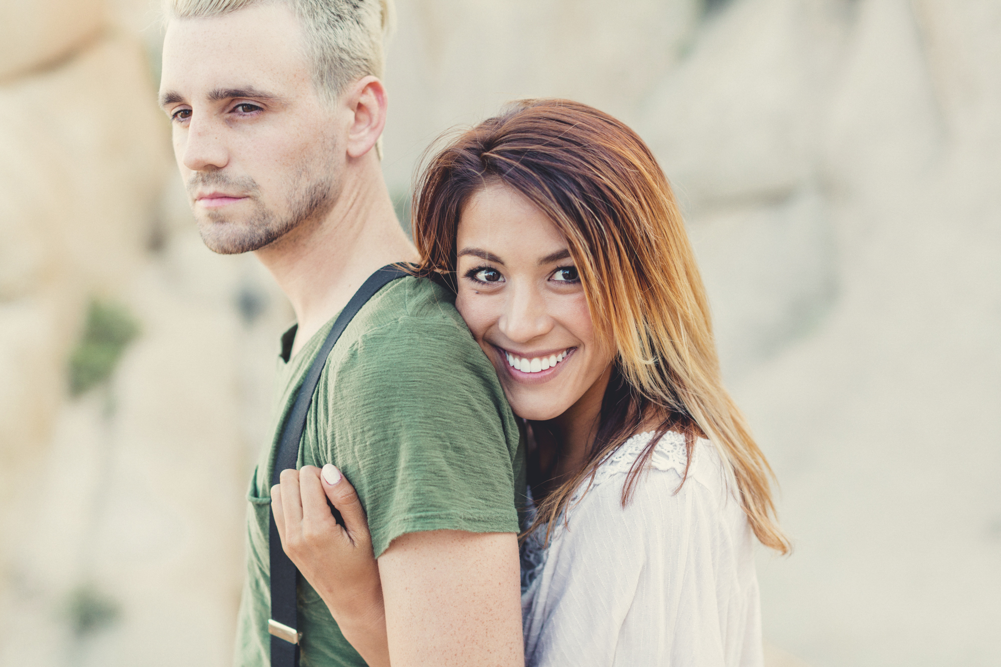 Joshua Tree Engagement Session @Anne-Claire Brun -24