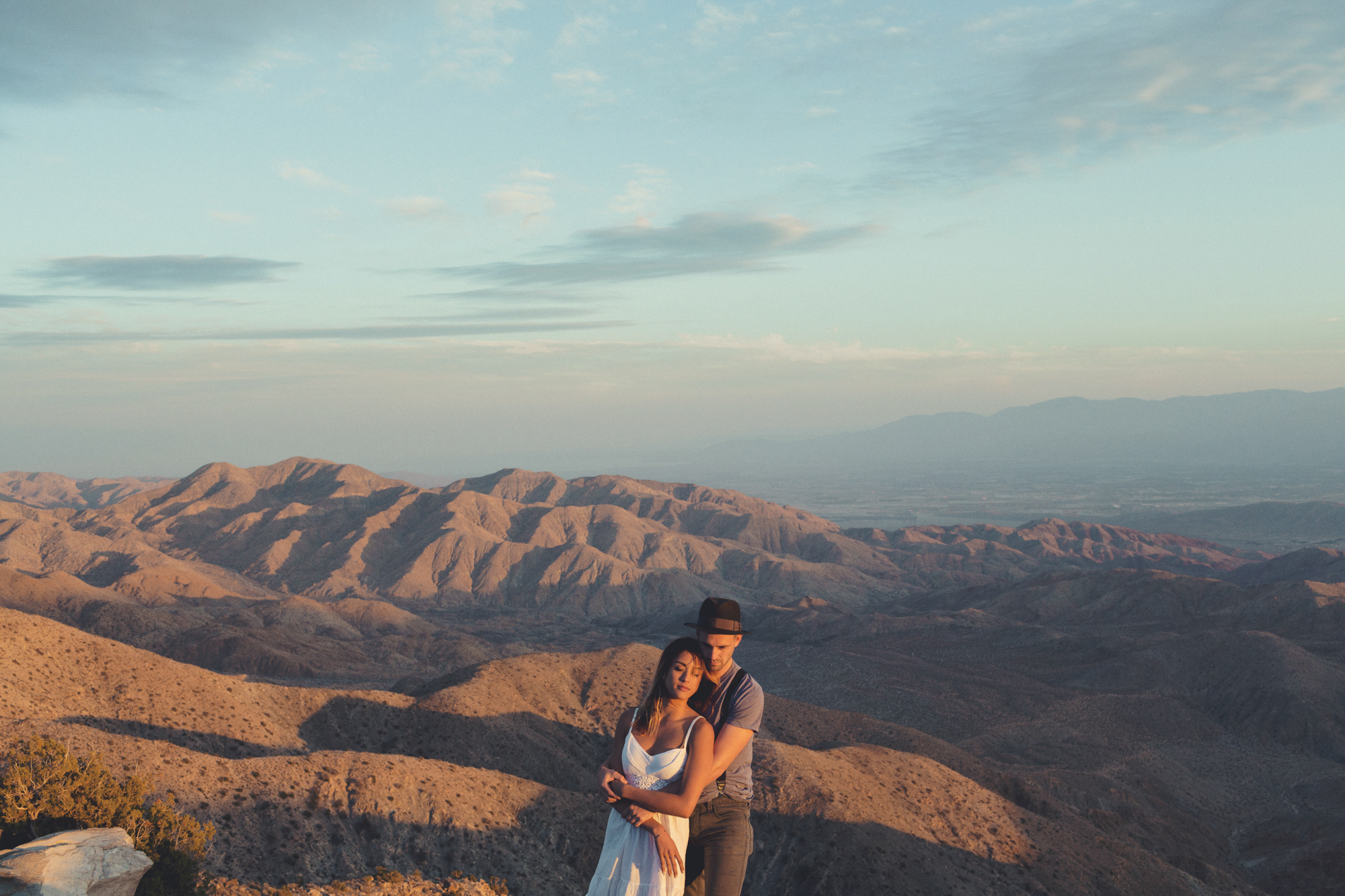 Joshua Tree Engagement Session @Anne-Claire Brun -41