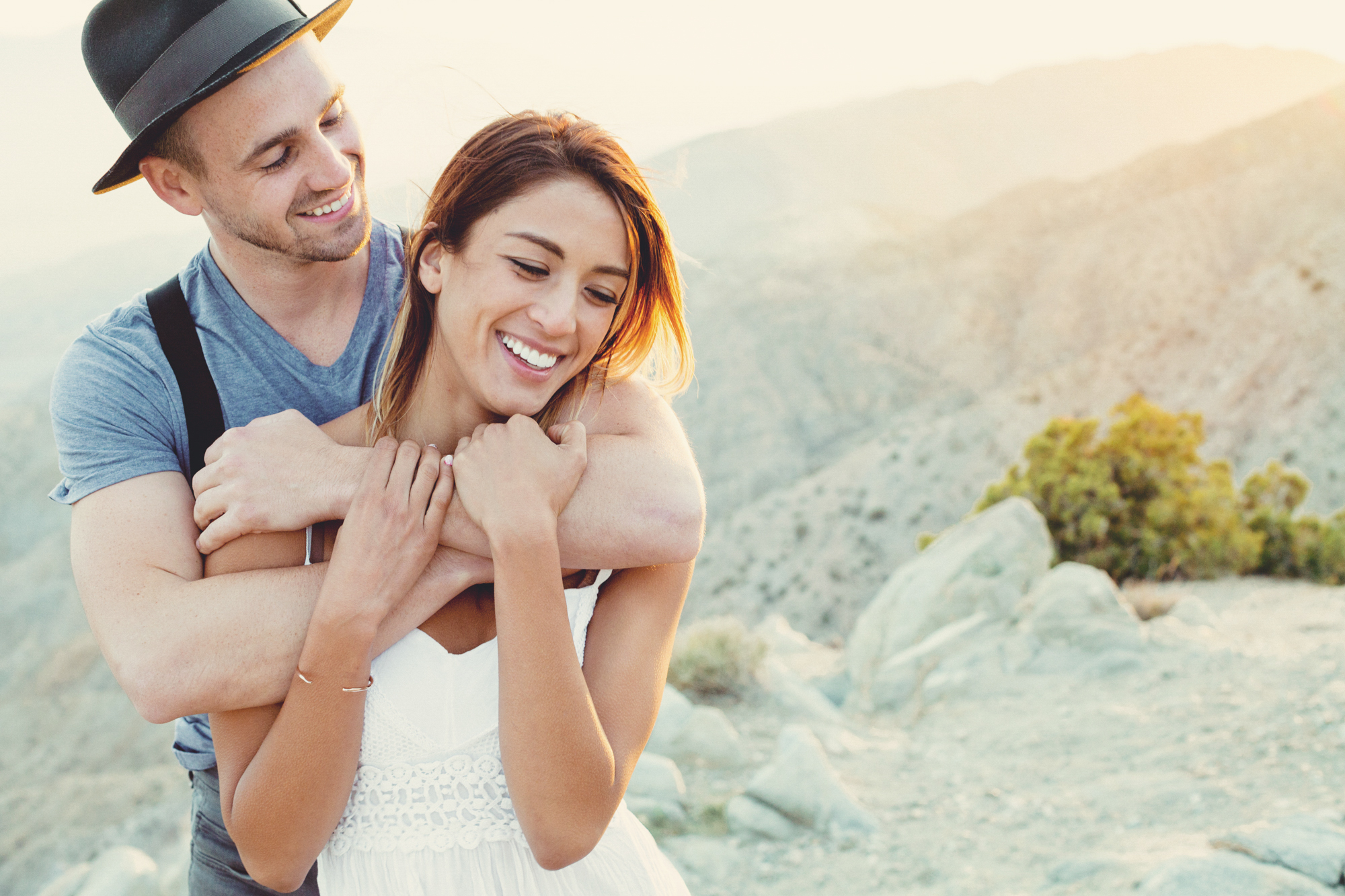 Joshua Tree Engagement Session @Anne-Claire Brun -6