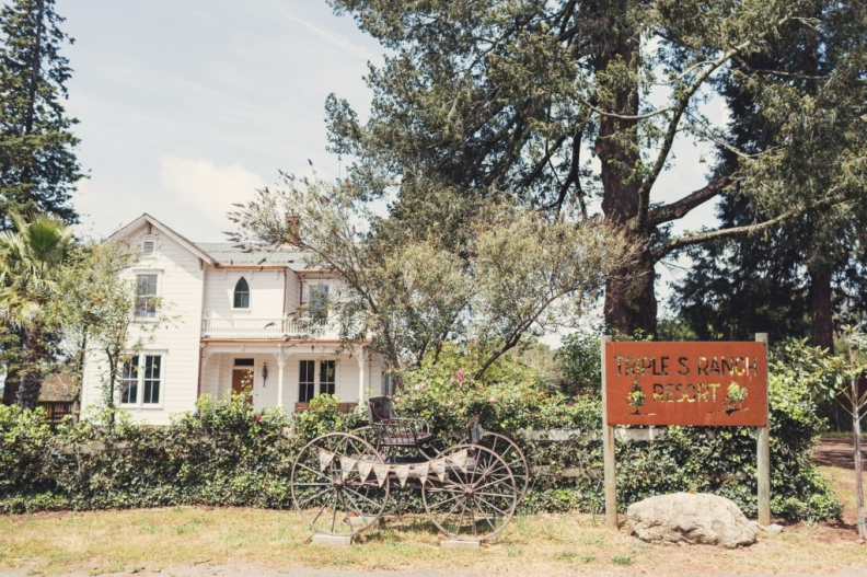 Triple S Ranch Wedding in Napa Valley @Anne-Claire Brun 0004