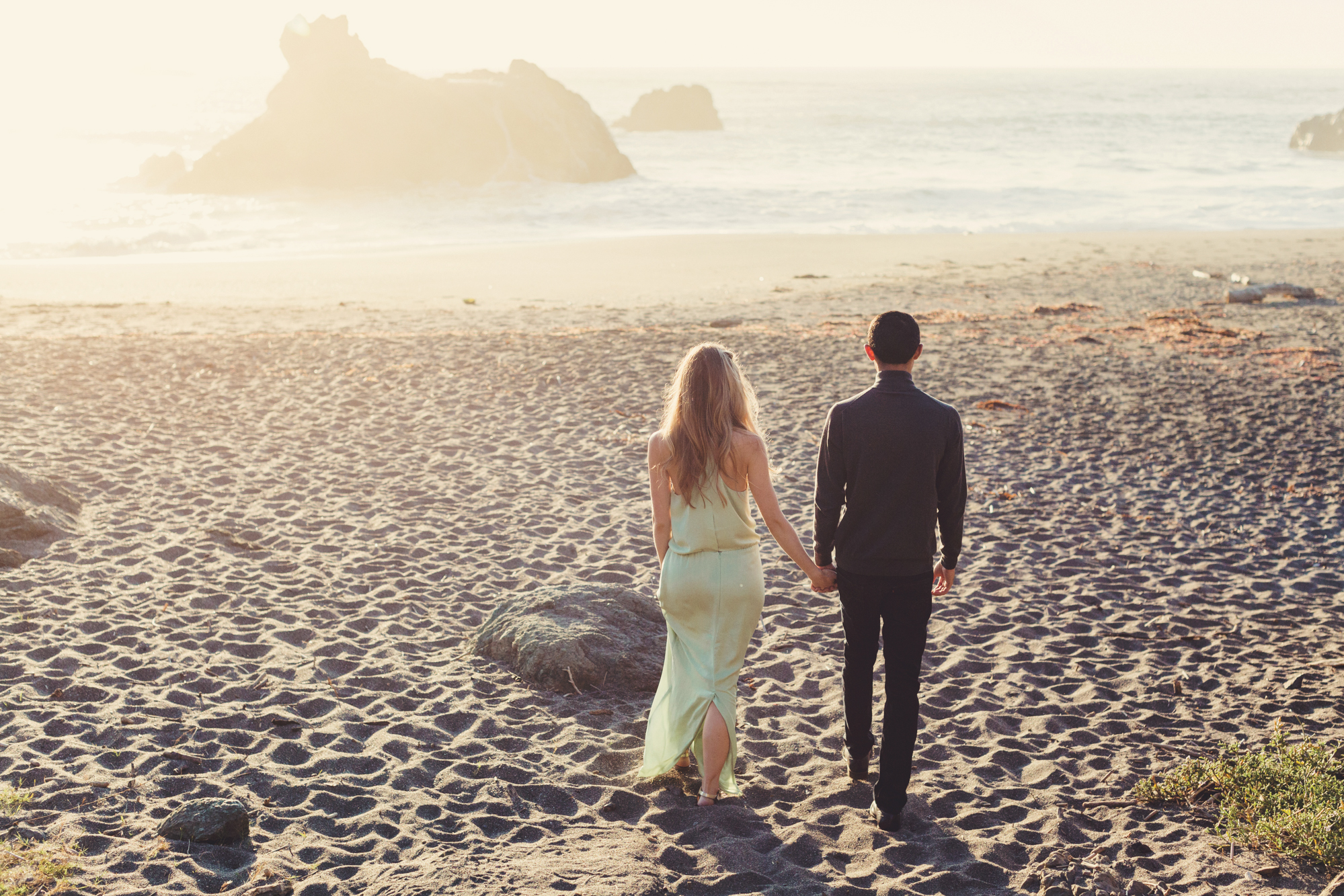 Beach Engagement Photos @ Anne-Claire Brun-0055