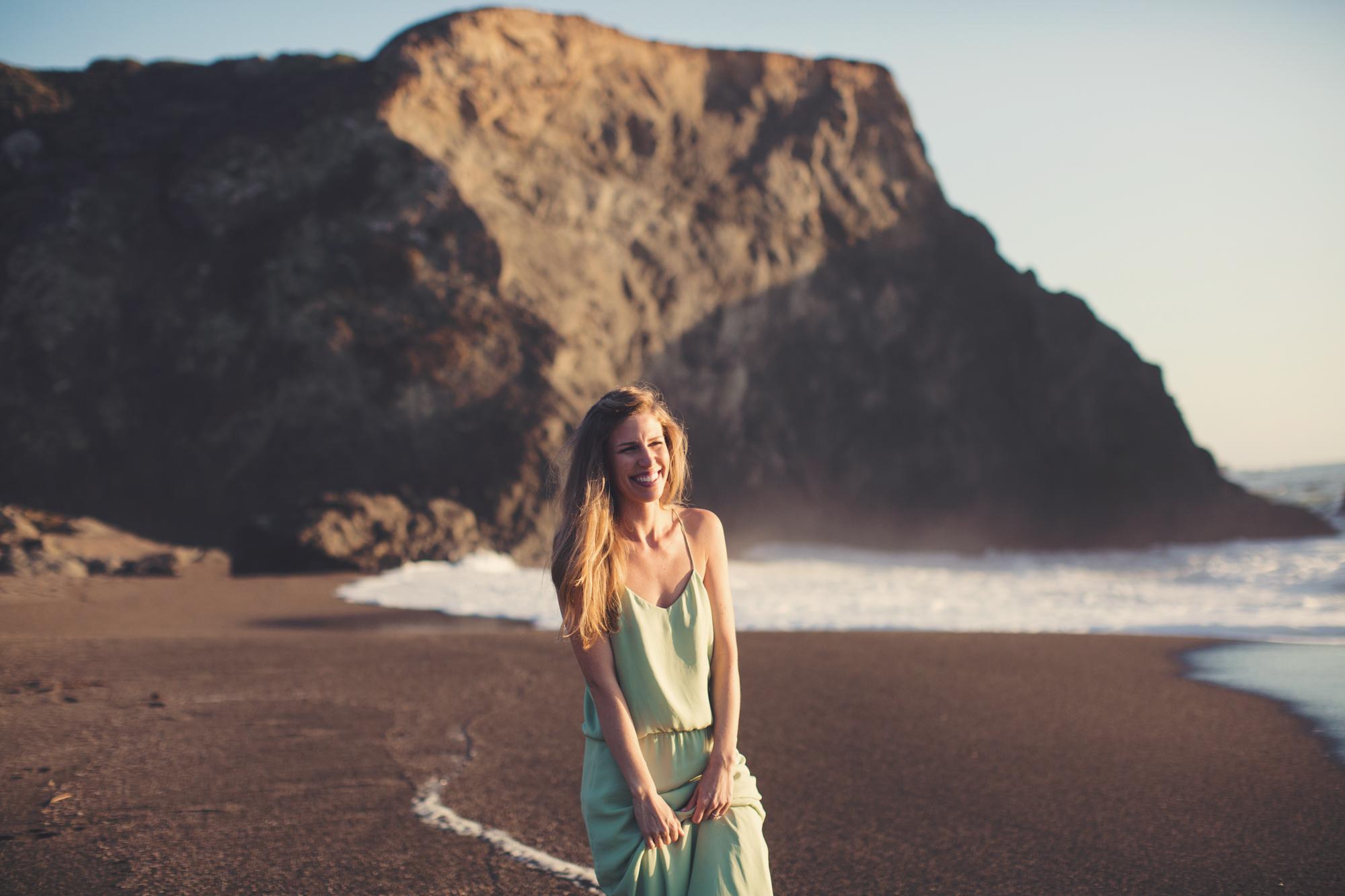 Beach Engagement Photos @ Anne-Claire Brun-0065