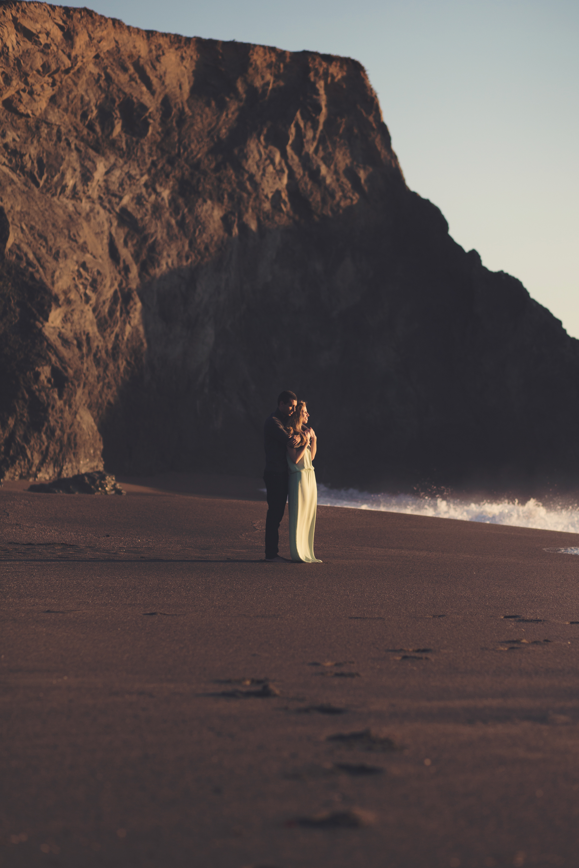 Beach Engagement Photos @ Anne-Claire Brun-0079