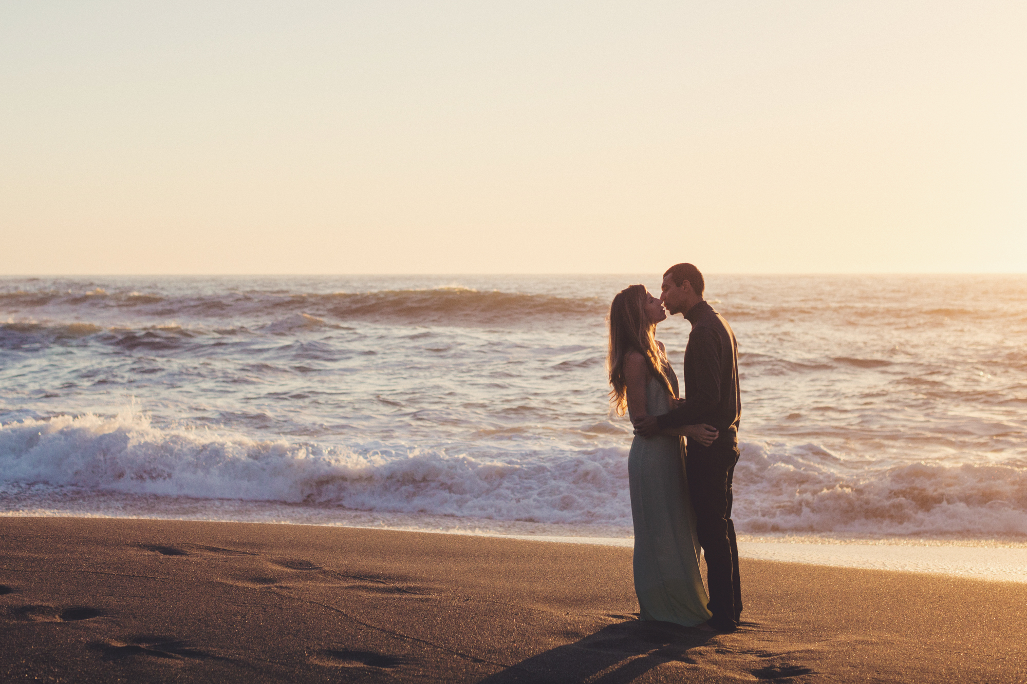 Beach Engagement Photos @ Anne-Claire Brun-0112