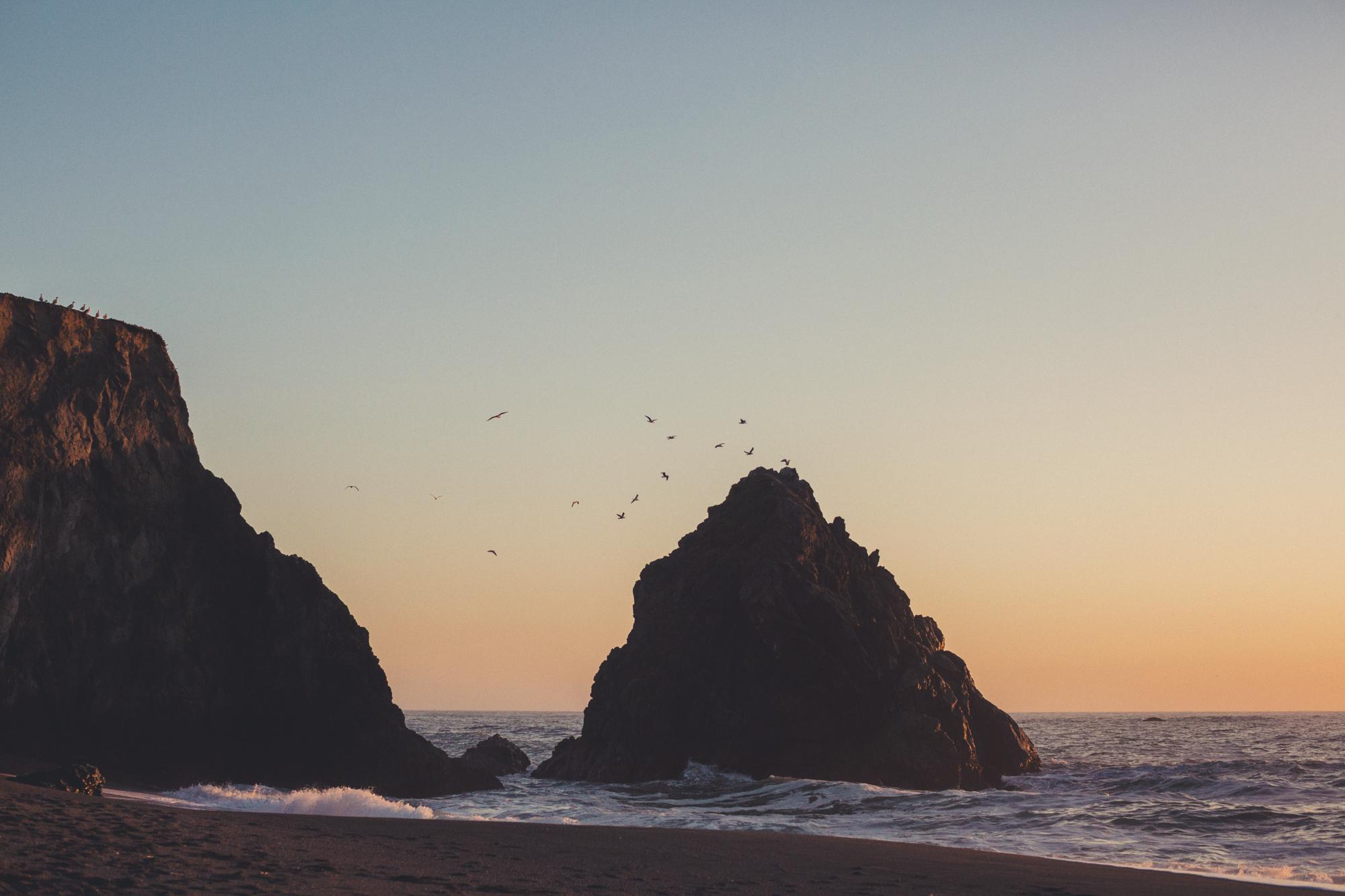 Beach Engagement Photos @ Anne-Claire Brun-0125