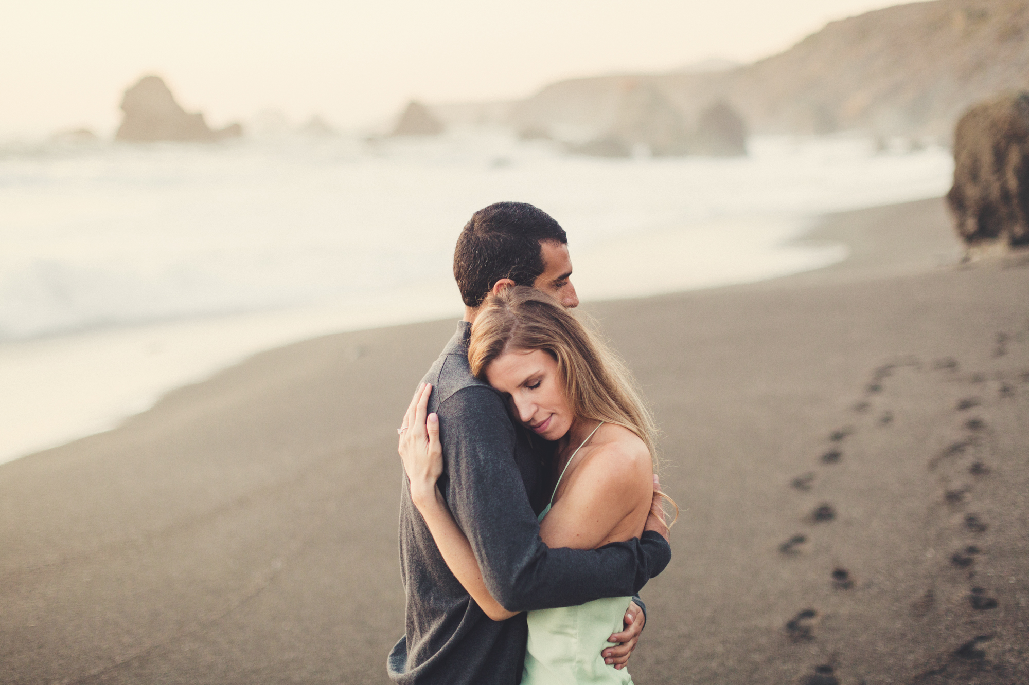 Beach Engagement Photos @ Anne-Claire Brun-0155