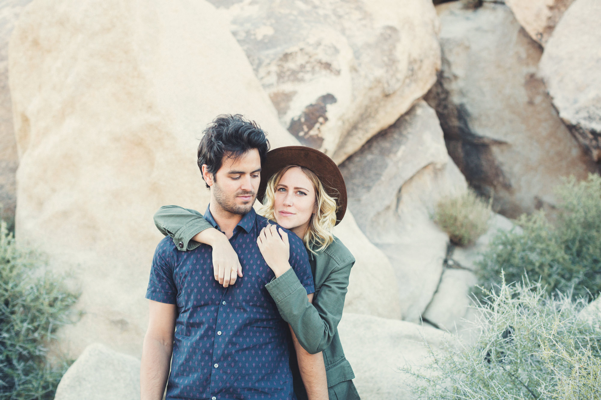Joshua Tree Couple Session@Anne-Claire Brun 05
