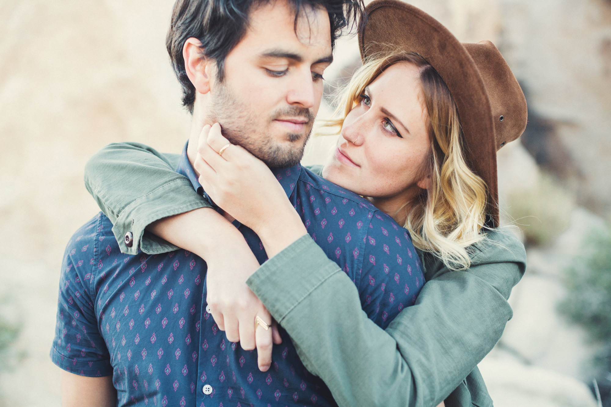Joshua Tree Couple Session@Anne-Claire Brun 07