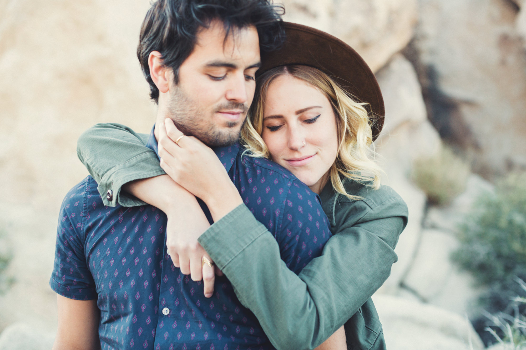 Joshua Tree Couple Session@Anne-Claire Brun 08
