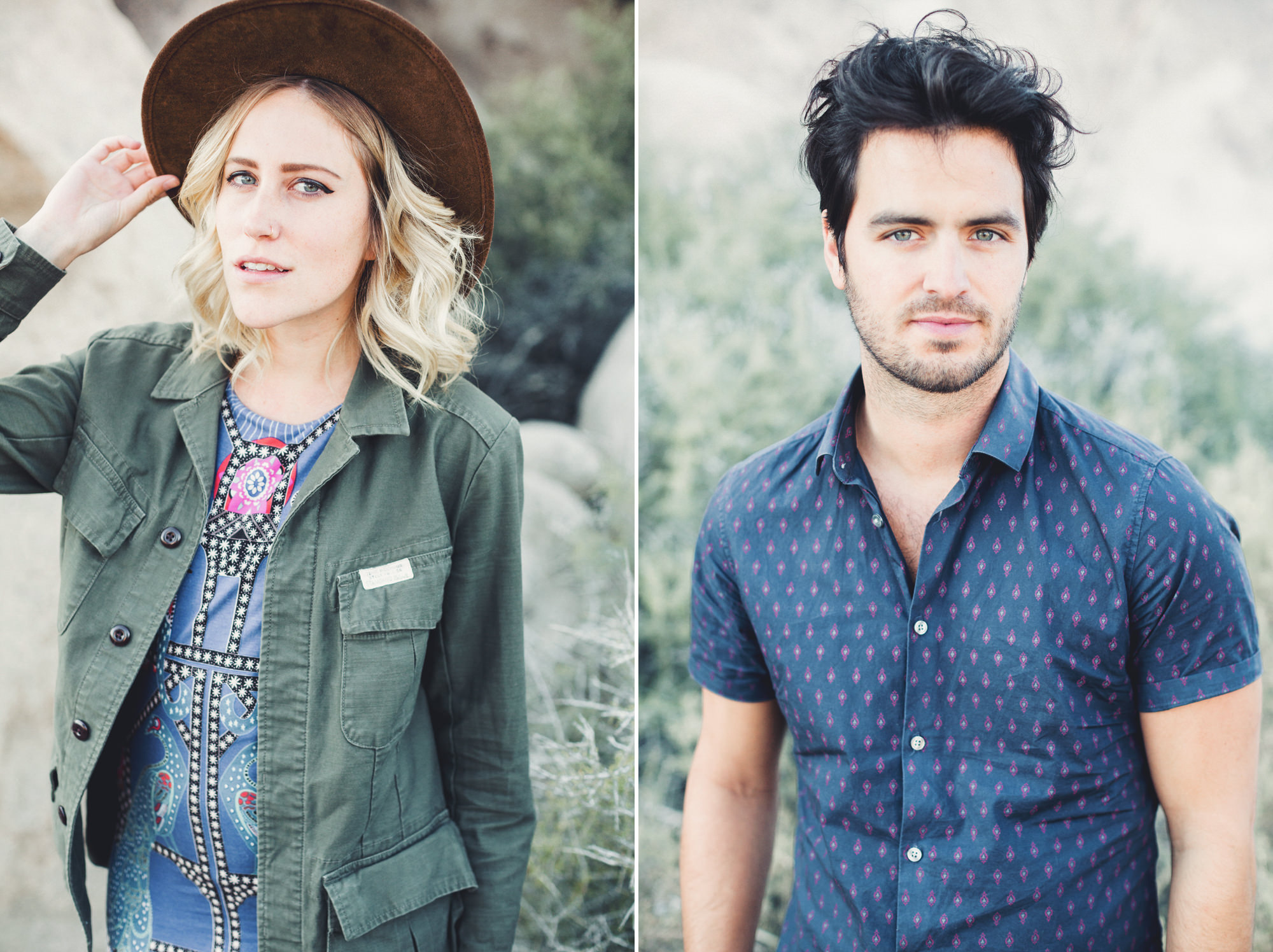 Joshua Tree Couple Session@Anne-Claire Brun 09