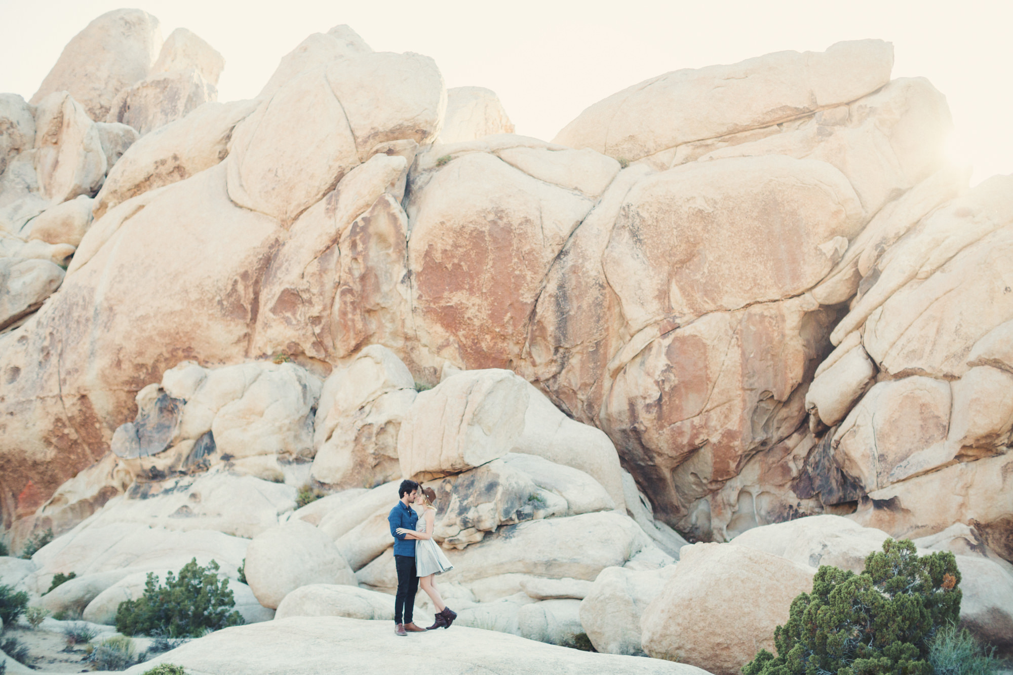 Joshua Tree Couple Session@Anne-Claire Brun 11