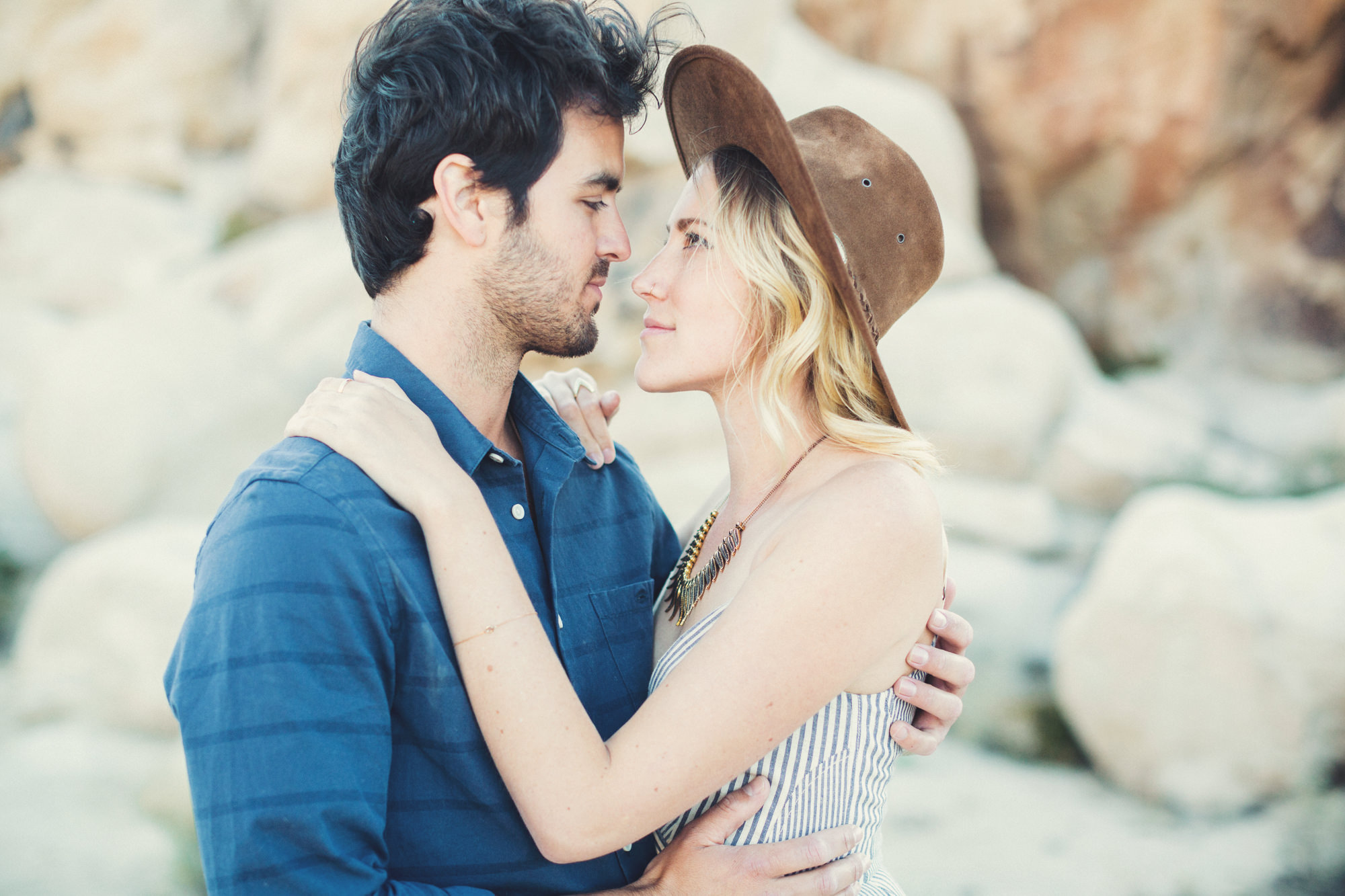 Joshua Tree Couple Session@Anne-Claire Brun 14
