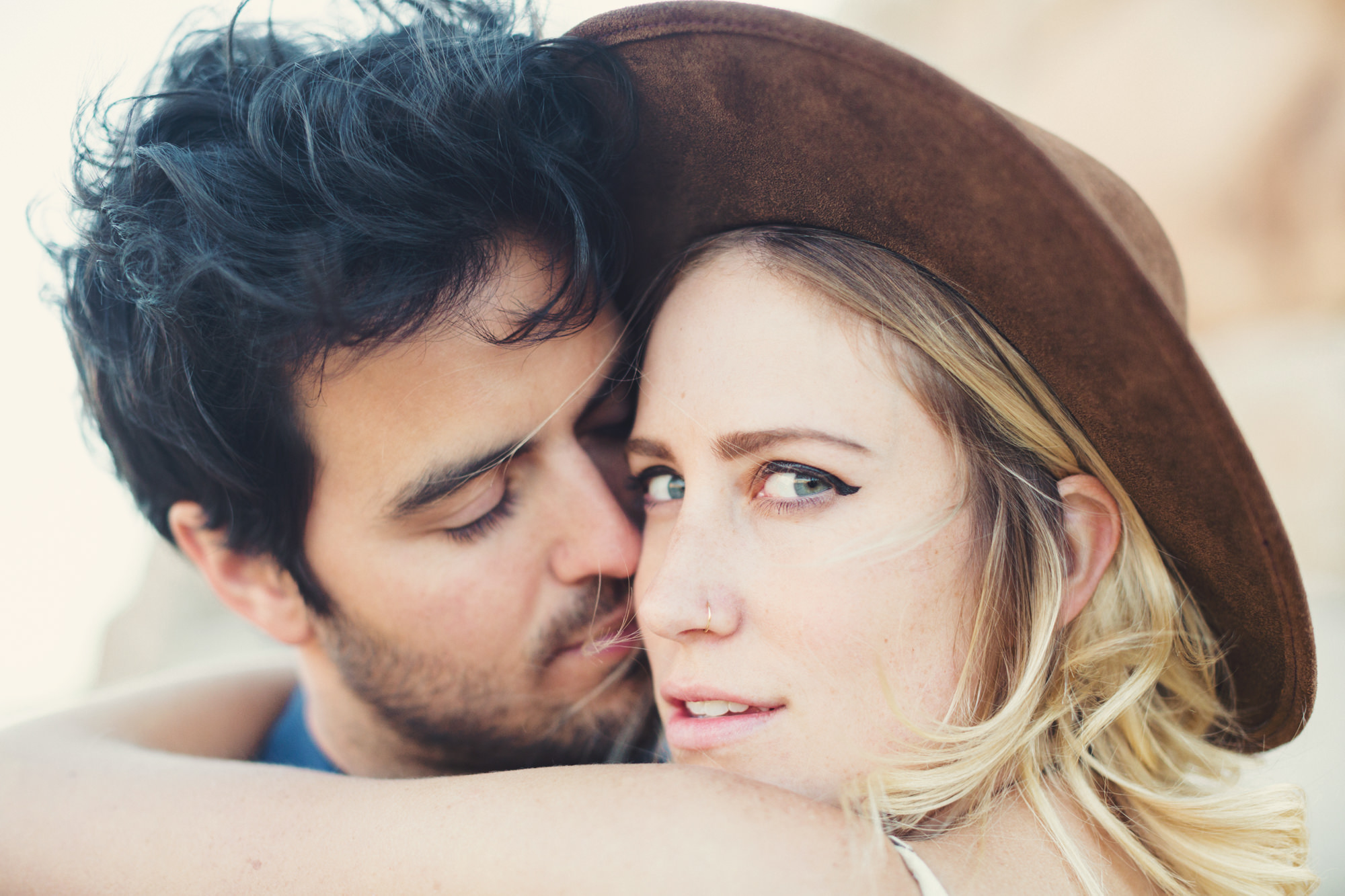Joshua Tree Couple Session@Anne-Claire Brun 15