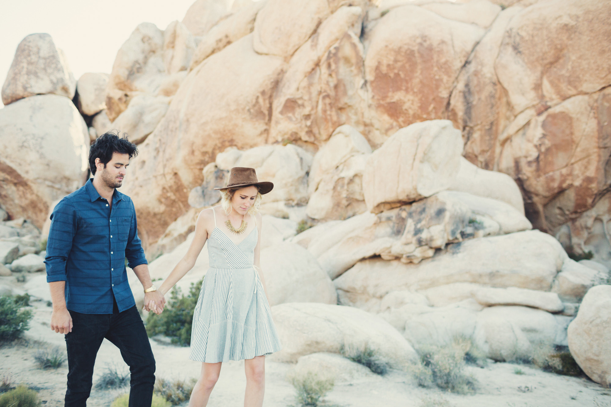 Joshua Tree Couple Session@Anne-Claire Brun 17