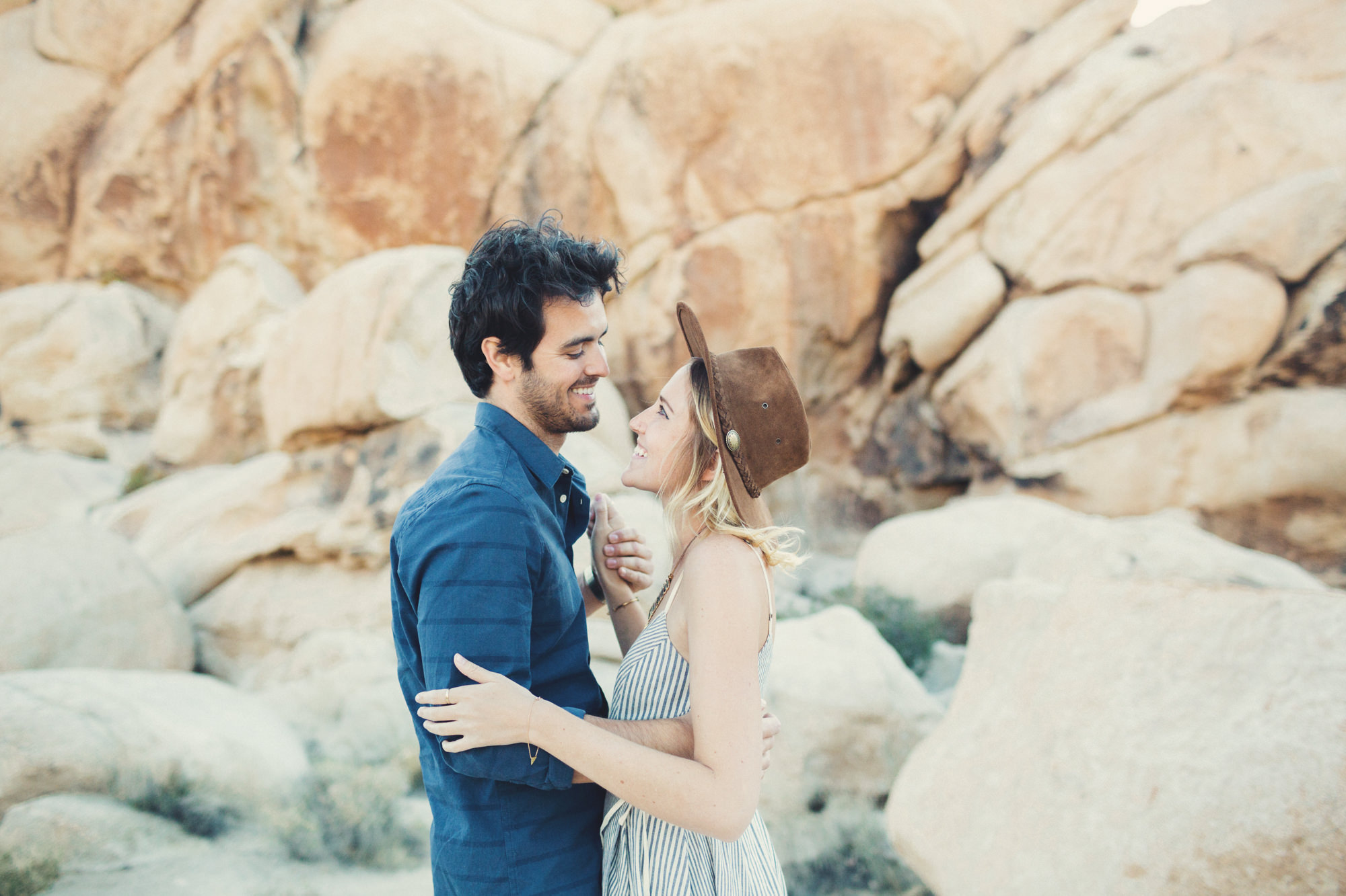 Joshua Tree Couple Session@Anne-Claire Brun 19