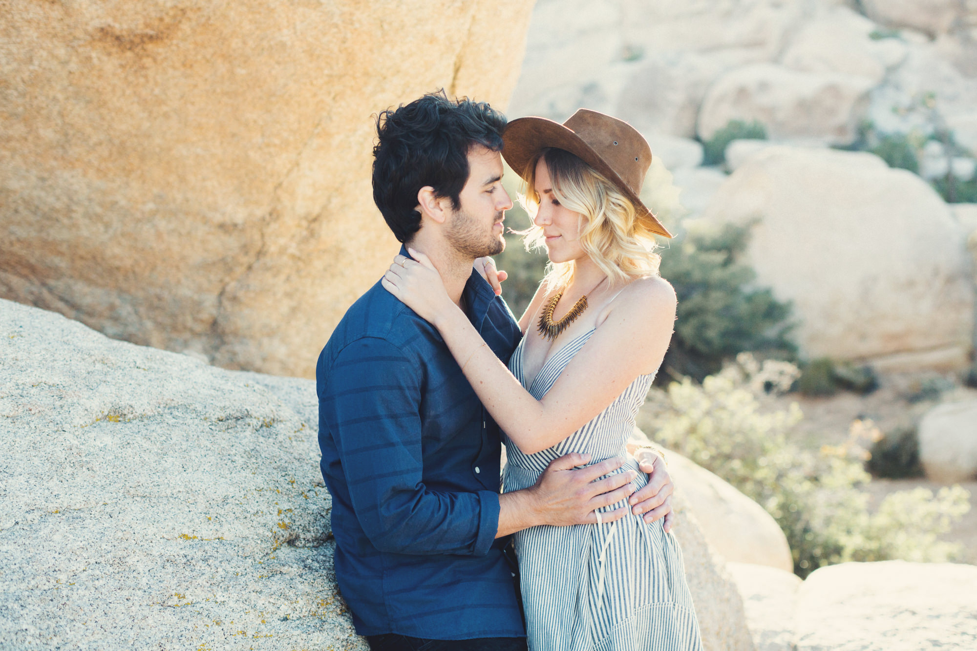 Joshua Tree Couple Session@Anne-Claire Brun 22