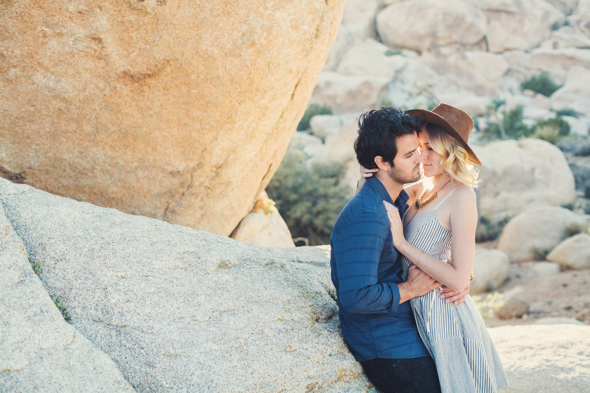 Joshua Tree Couple Session@Anne-Claire Brun 27