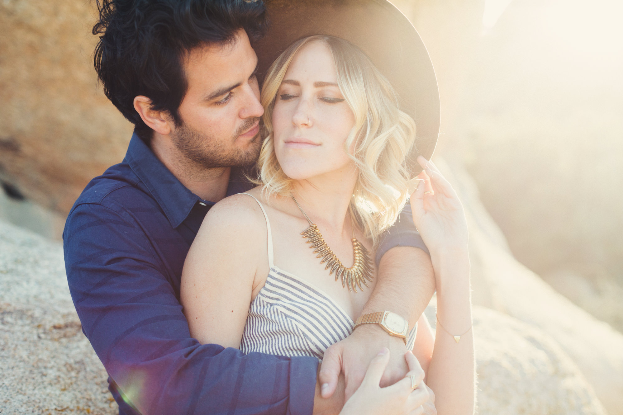 Joshua Tree Couple Session@Anne-Claire Brun 29