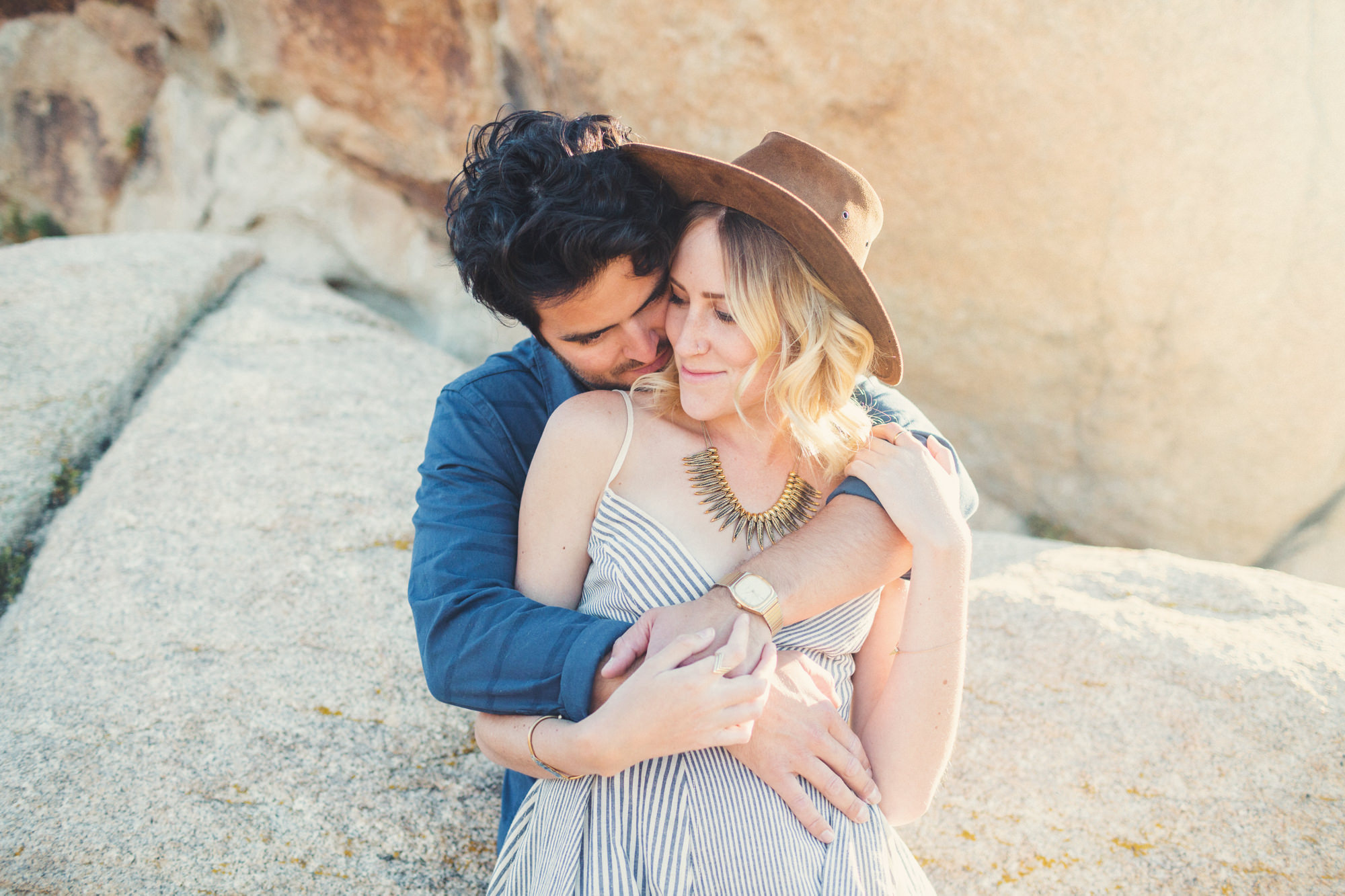 Joshua Tree Couple Session@Anne-Claire Brun 32